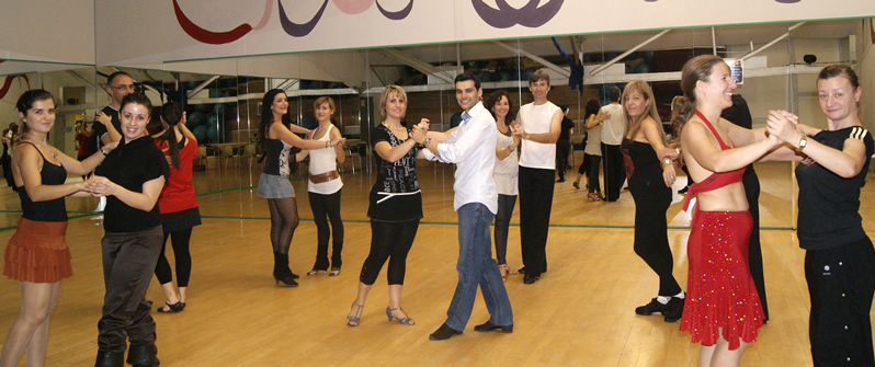 Clases global dance for Academias de bailes de salon en madrid