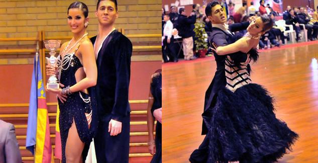 Integrante de Global Dance se proclama Campeón de Valencia