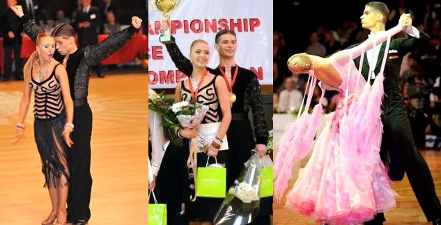 Global Dance juzga el Campeonato del Mundo Youth 10 Bailes en Moldavia