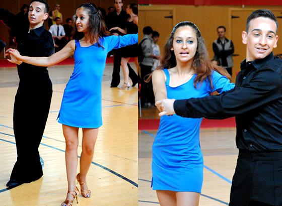 bailes latnos escuela globaldance