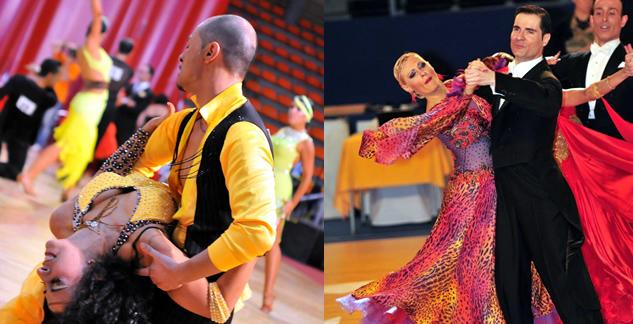 Exito de Global Dance en los Campeonatos de España 2013