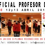 Curso de Profesor Salsa Associate – 12 y 13 Abril 2014 en Madrid