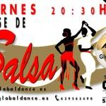 NUEVA CLASE DE SALSA para principiantes. Viernes 20.30h!