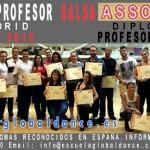 Curso de Profesor de Salsa Associate – Diplomas reconocidos