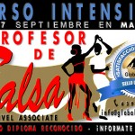 Curso Profesor de Salsa Associate – 26 y 27 Sept en Madrid