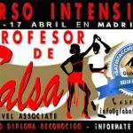 Curso de Profesor de Salsa – 16 y 17 Abril en Madrid