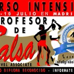 Curso de Profesor de Salsa – 9 y 10 Julio en Madrid