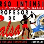 Curso de profesor de Salsa Associate – 17 y 18 Septiembre 2016