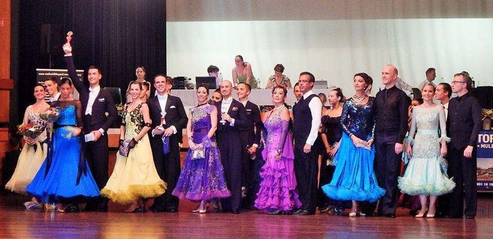 Global Dance triunfa en Pink Elephant Trophy – Zúrich, Suiza