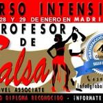 Curso de Profesor de Salsa – Associate. 28-29 enero