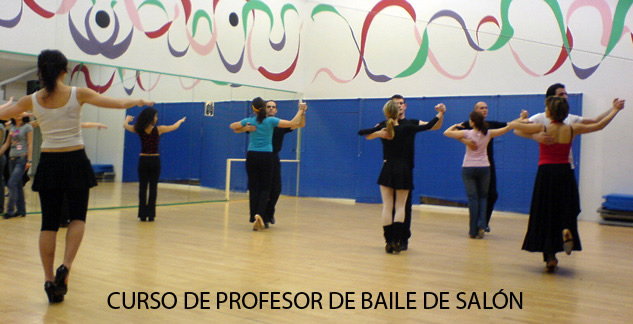 Curso de Profesor de Baile de Salón