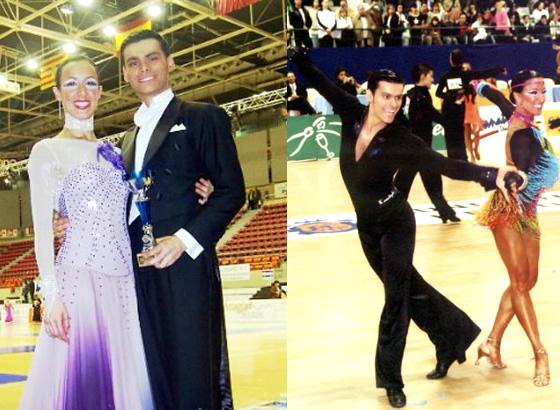 Clases de baile deportivo - bailes standard y bailes latinos