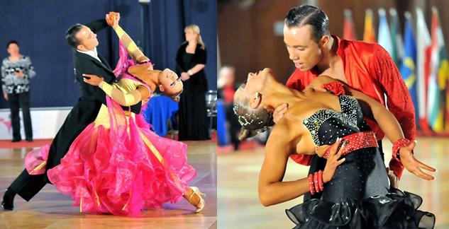 Global Dance triunfa en el Campeonato de España 10 Bailes 2012