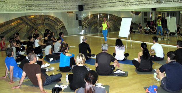 Curso de psicología, preparación física y nutrición