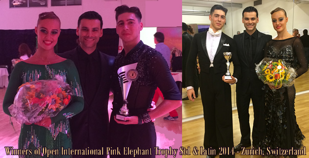 Global Dance gana en Suiza