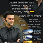 Global Dance South American Tour 2019